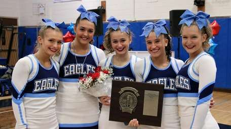 Rocky Point High School wins first place in