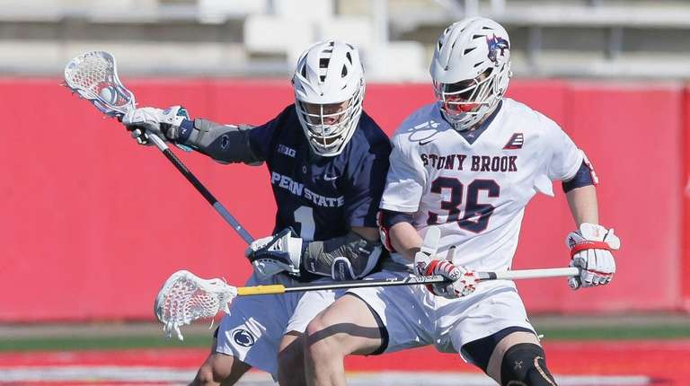 Stony Brook crushed by Penn State, 17-4, in season opener