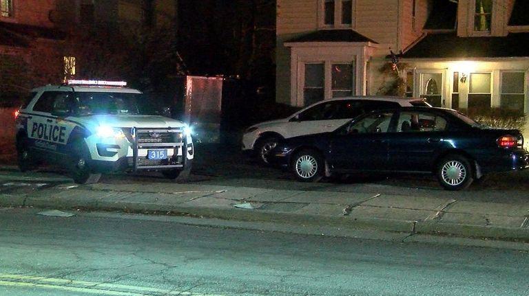 Police: Car hits pedestrian in Bay Shore