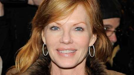 Actress Marg Helgenberger attends the opening night of