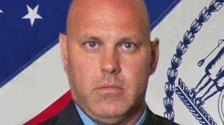 NYPD Det. Brian Simonsen.