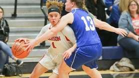 Pierson/Bridgehampton defeated Smithtown Christian, 55-31, in the Suffolk