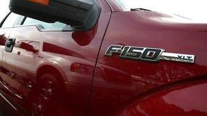 COLMA, CA - FEBRUARY 23: A Ford F-150