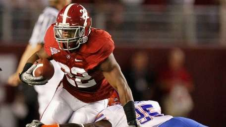 MARK INGRAM Running back, Alabama Ingram (5-9, 215)