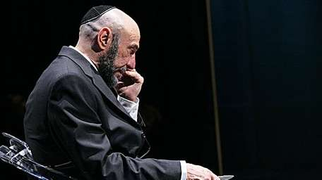 F. Murray Abraham as Shylock in
