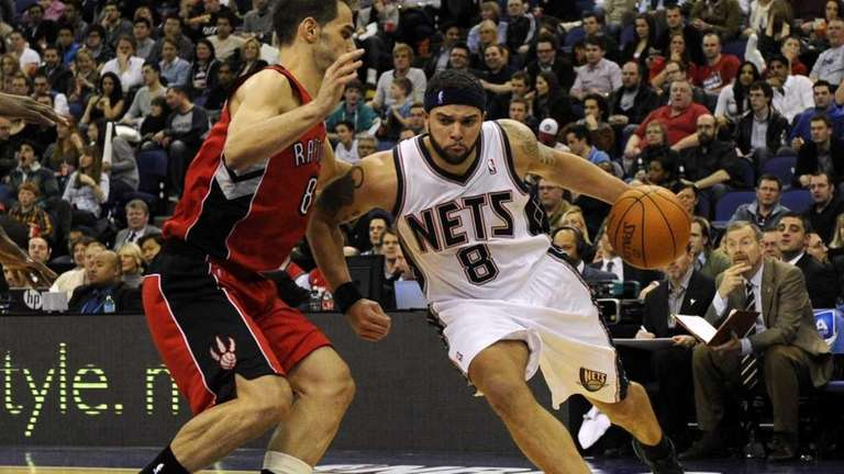 Nets guard Deron Williams in a 2011 game.
