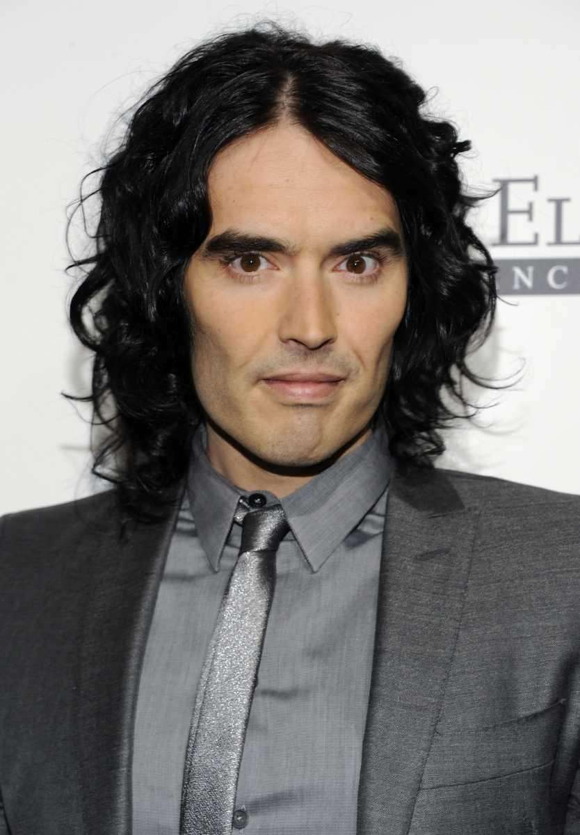 "Actor Russell Brand attends Cosmopolitan magazine's ""Fun Fearless"