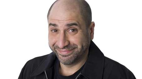 Dave Attell in Comedy Central's