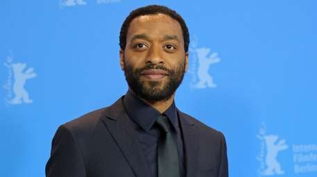Director Chiwetel Ejiofor at an event for his