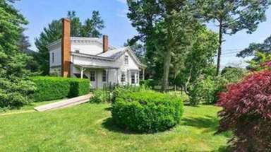 This Peconic home is listed for $1.25 million.