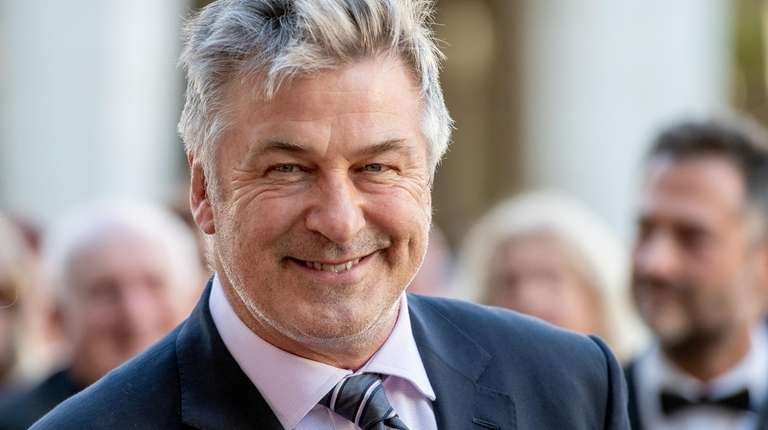 Alec Baldwin attends the 2018 American Ballet