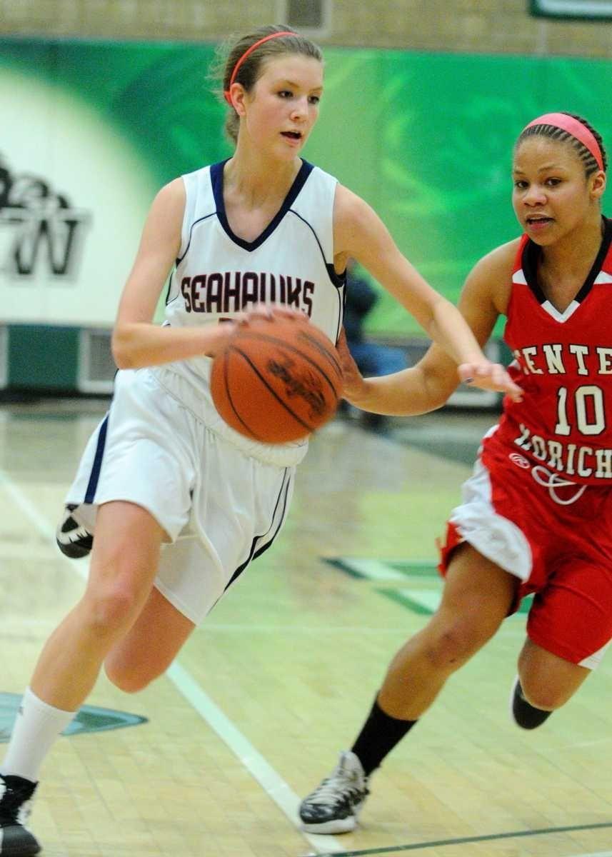 Cold Spring Harbor High School #24 Katie Durand,