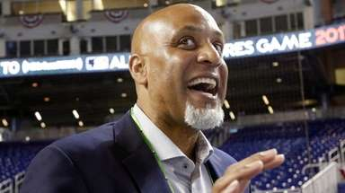Tony Clark, head of the MLB Players Association,