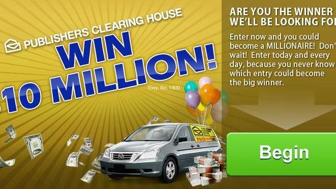 Publishers Clearing House targets caller-ID scams | Newsday