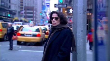 Fran Lebowitz in Martin Scorsese's