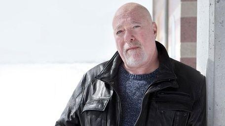 Author Reed Farrel Coleman of Lake Grove talks