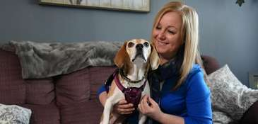 Lynda Loudon, a veterinarian and founder of Healing