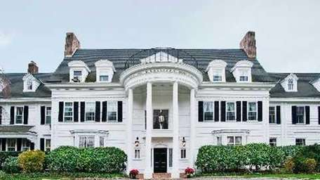 A seven-acre estate in Locust Valley built in