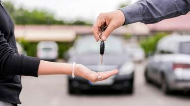 With Turo, a peer-to-peer car rental service, the