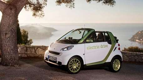 2011 Smart EV. (Undated)