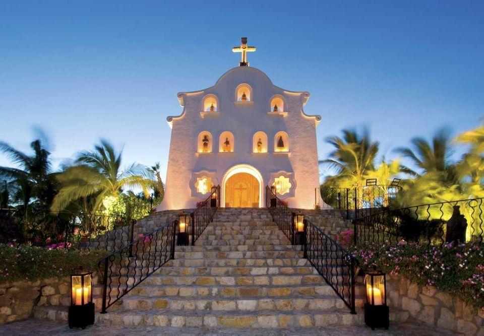 Palmilla Chapel in Cabo San Lucas, Baja California