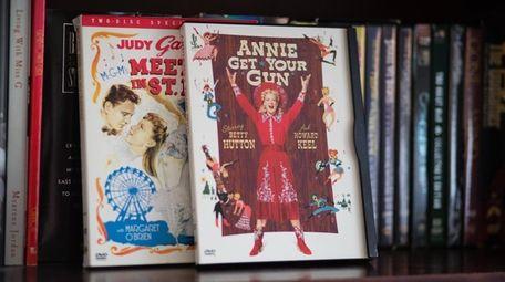 "Films ""Annie Get Your Gun"" and ""Meet Me"