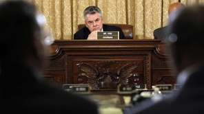 Rep. Peter King of Seaford, chairman of the