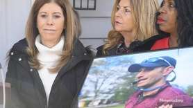 Linda Schulman, mother of a Parkland school shooting