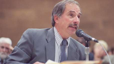 Alan Schneider, personnel director of Suffolk's civil service