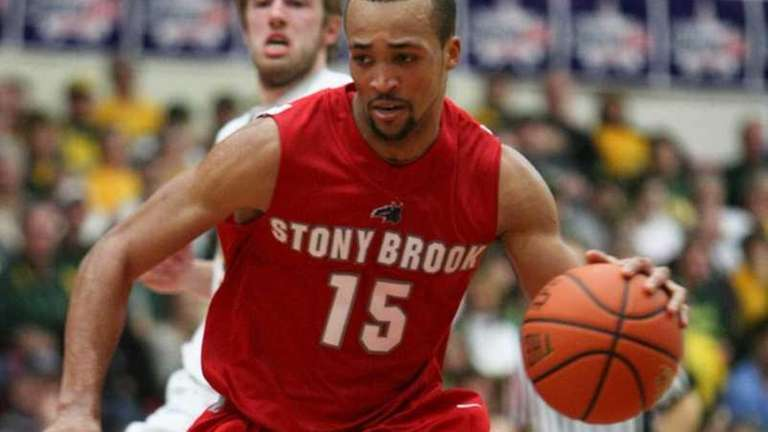 Stony Brook's Hayes A Shooting Star