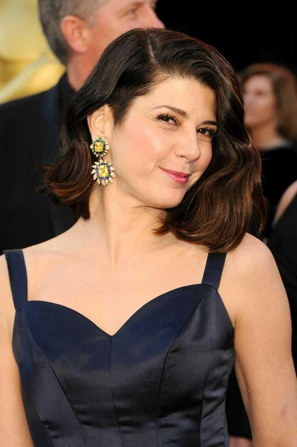 Actress Marisa Tomei arrives at the 83rd Annual