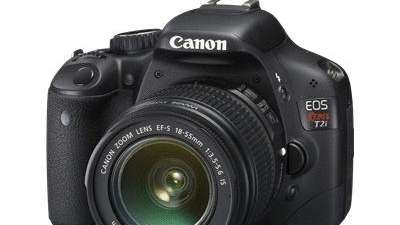 Canon EOS Rebel T2i (with 18-55mm lens) CNET