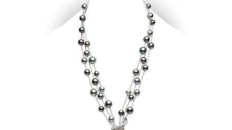 Mikimoto brings a collection of one-of-a kind cultured