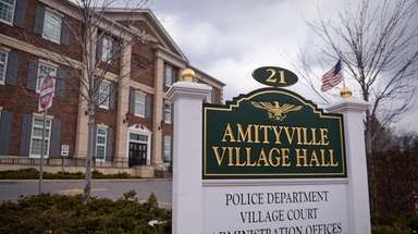 Amityville Village elections will be held on March