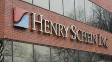 Henry Schein Inc., headquartered in Melville, recently spun