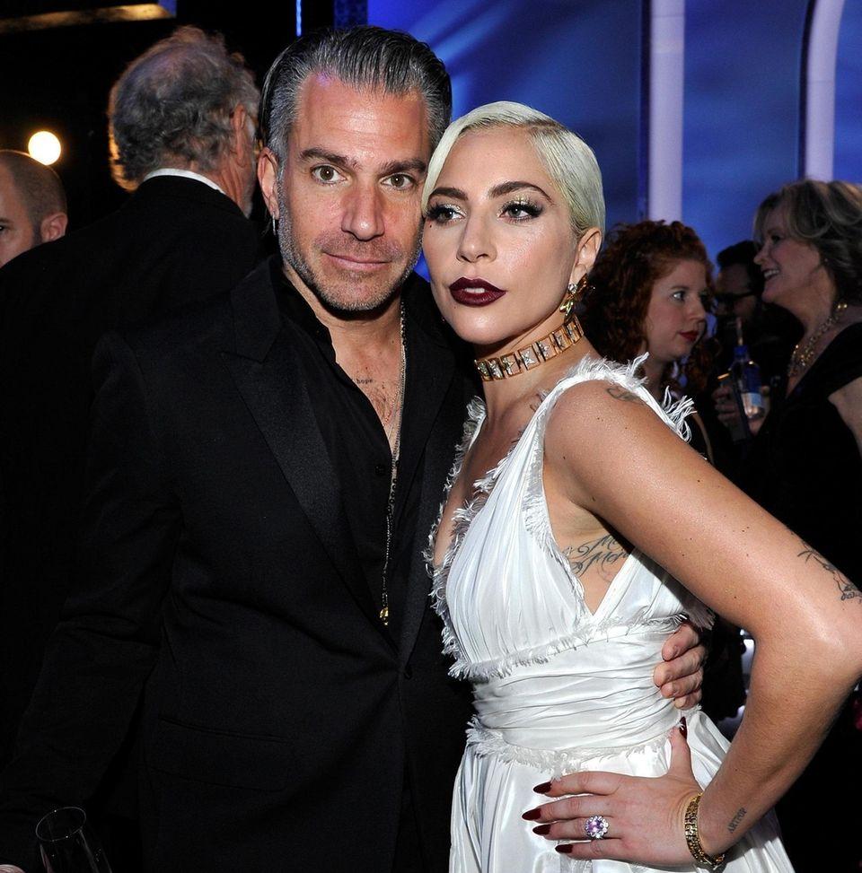 Lady Gaga's representative confirmed on Feb. 19 that