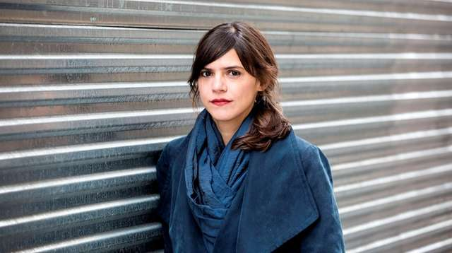 Valeria Luiselli, who taught at Hofstra, has a