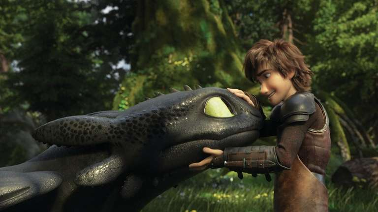 "DreamWorks Animation's ""How to Train Your Dragon: The"