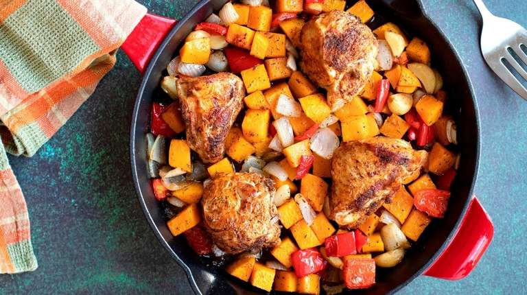 3 Simple Chicken Recipes Newsday