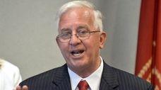 Suffolk Comptroller John M. Kennedy Jr. won't allow