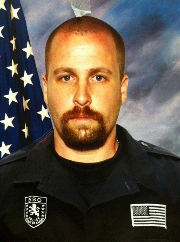 Nassau County Police Officer Geoffrey J. Breitkopf, 40,