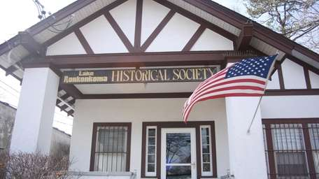 The Lake Ronkonkoma Historical Society Museum is located