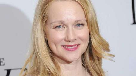 Laura Linney attends the second annual Diller-von Furstenberg