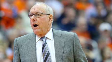 Syracuse Men S Basketball Coach Jim Boeheim Hits Kills Pedestrian On Highway Police Say Newsday