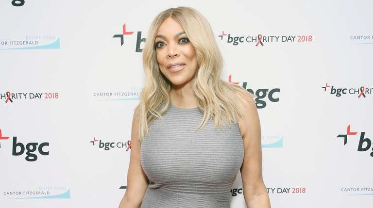 Wendy Williams at the annual Charity Day