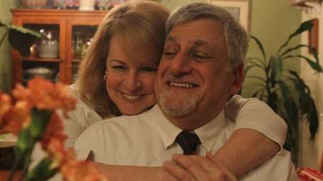 Lisa and Jay Sclafani, of Port Jefferson, who