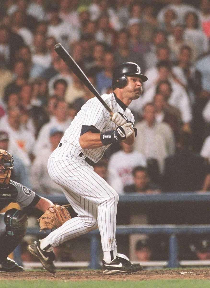 SINGLE-SEASON DOUBLES: DON MATTINGLY (1986), 53 Runner up: