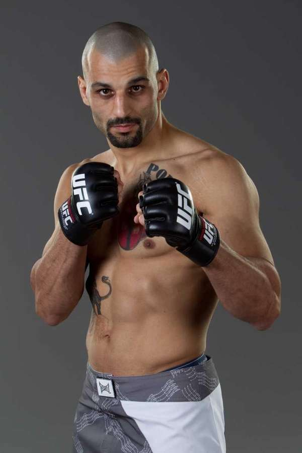 Costantinos Philippou, a mixed martial artist from Massapequa,