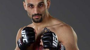 Costantinos Philippou, a mixed martial artist from Massapequa,