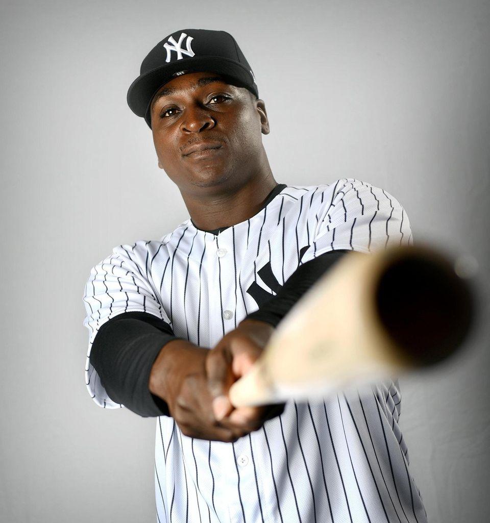 New York Yankees Didi Gregorius during Spring Training